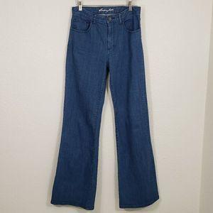 London Jean Women Flare Jeans Size 8